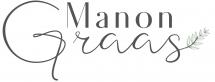 cropped manon graas logo wit